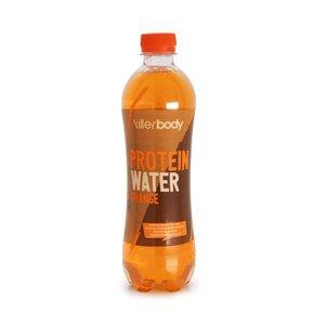 Killerbody 6x50cl proteïn water orange