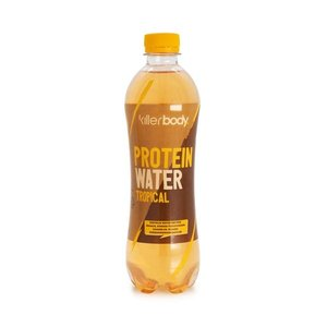 Killerbody 6x50cl proteïn water tropical