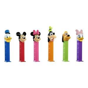 Pez blister x12 Mickey & Friends