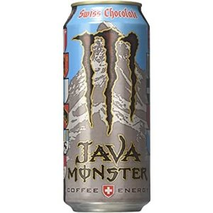 Monster 12x473ml USA Swiss choco