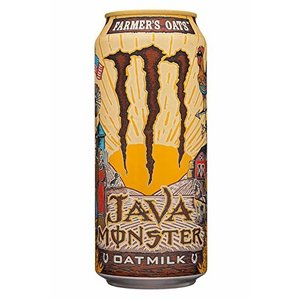 Monster 12x473ml USA Farmers Oats
