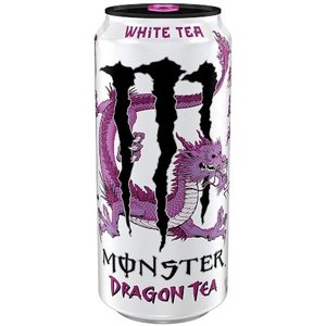 Monster 24x473ml USA tea dragon white