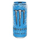 Monster 24x473ml USA ultra blue zero