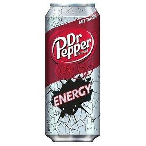 Dr. Pepper energy blik 24x25cl