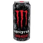 Monster blik 12x50cl assault - uit de handel