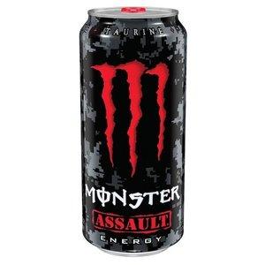 Monster blik 12x50cl assault