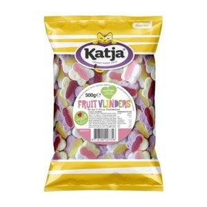 Katja schepsnoep 500gr fruit vlinders