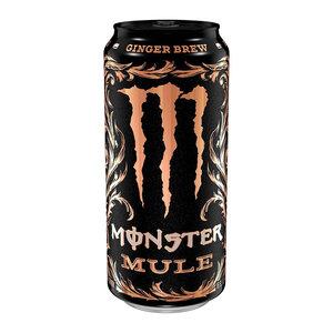 Monster blik 12x50cl Mule Ginger Brew