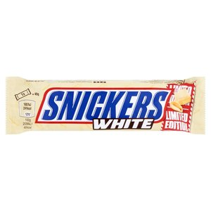 Snickers white 32x49gr