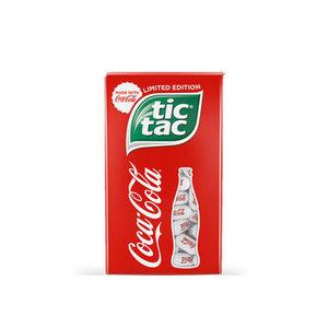Tictac 16xT100 49gr Coca cola