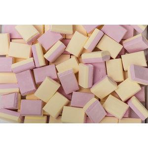 Haribo schuimblokken x200 vanille