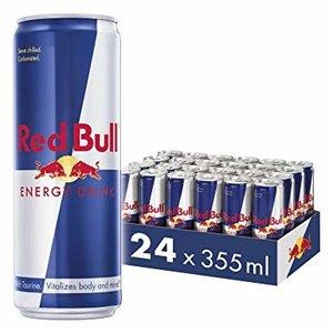 Red Bull 24x355ml blik