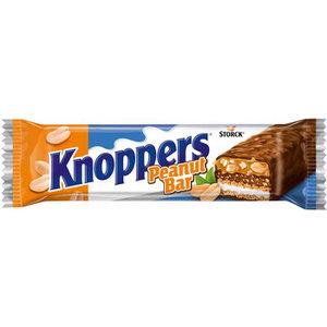 Knoppers 24x40gr peanut
