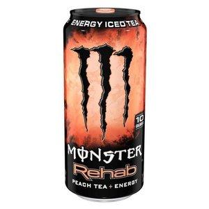 Monster 12x50cl rehab peach - binnenkort beschikbaar