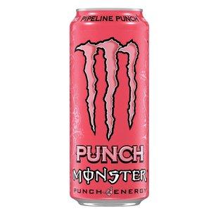 Monster 12x50cl punch pipeline - binnenkort beschikbaar