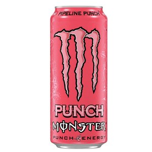 Monster blik 12x50cl punch pipeline