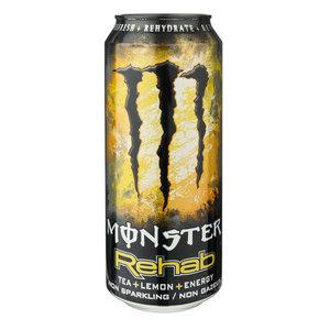 Monster 12x50cl rehab lemon - binnenkort beschikbaar