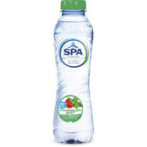 Spa 6x50cl touch niet bruisend strawberry mint