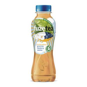 Fuze tea 12x40cl green blueberry jasmine
