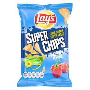 Lays 20x45gr superchips paprika