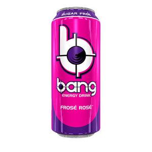 Bang energy 12x50cl Frosé Rosé