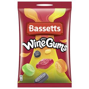 Bassett's schepsnoep 1kg winegums