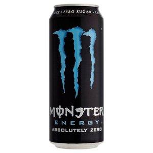 Monster blik 12x50cl absolut zero