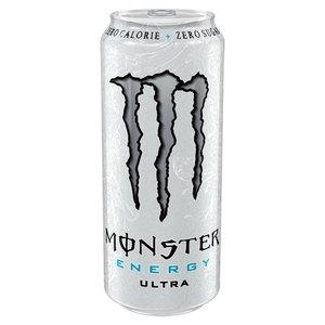Monster 12x473ml USA ultra zero zilver