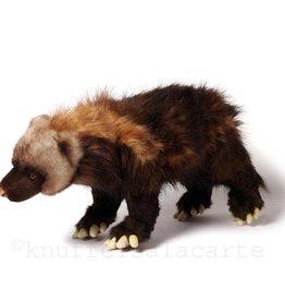 Hansa knuffels Wolverine soft toy Hansa