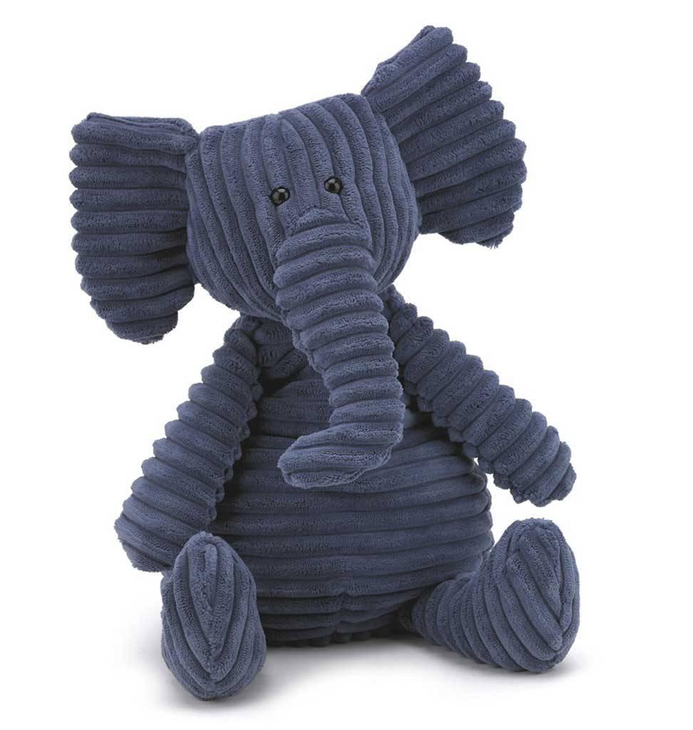 Jellycat knuffels Cordy Roy elephant Jellycat 38 cm