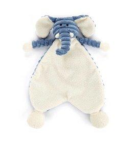 Jellycat knuffels Knuffeldoekje cordy roy olifantje