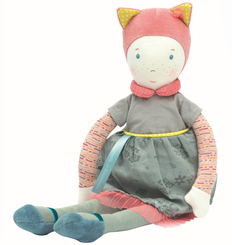 Moulin Roty Doll Mademoiselle Moulin Roty 36 cm