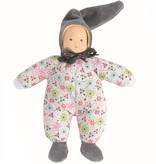 Moulin Roty Puppe und Rassel von Moulin Roty 20 cm