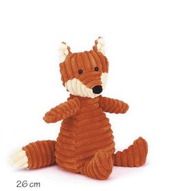 Jellycat knuffels Cordy Roy Fuchs 26 cm