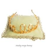 Maileg MEGA, GOLD CROWN Maileg