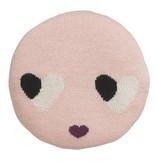 Luckyboysunday Sweetheart pillow pink Luckyboysunday