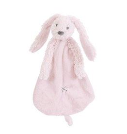 Happy Horse Knuffeldoekje roze Richie konijn Happy Horse