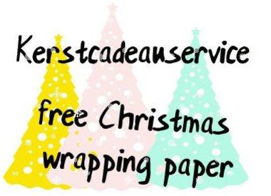 Weihnachtsgeschenk-Service
