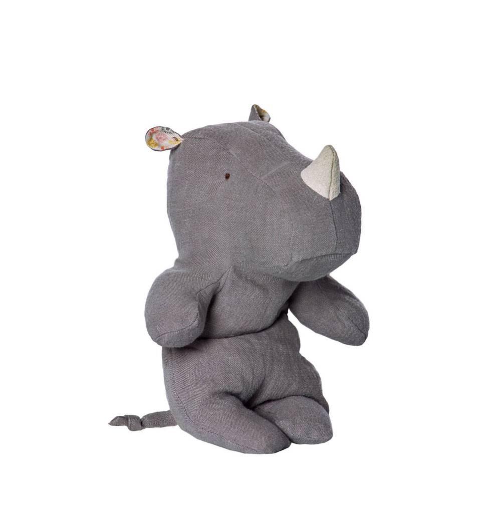 Maileg Grey Maileg rhino 22 cm