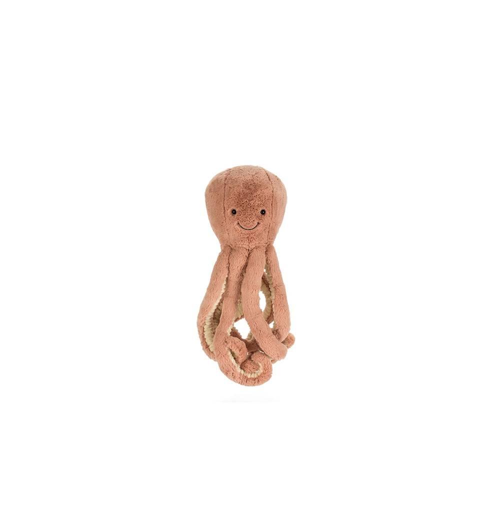 Jellycat knuffels Odell Octopus tiny Jellycat