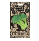 Oli & Carol Brucy the broccoli Oli & Carol