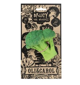 Oli & Carol Brucy the broccoli Oli & Carol