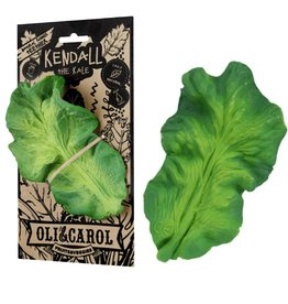 Oli & Carol Kendall the cabbage, baby toy from Oli & Carol
