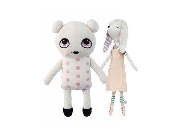 Cuddly dolls