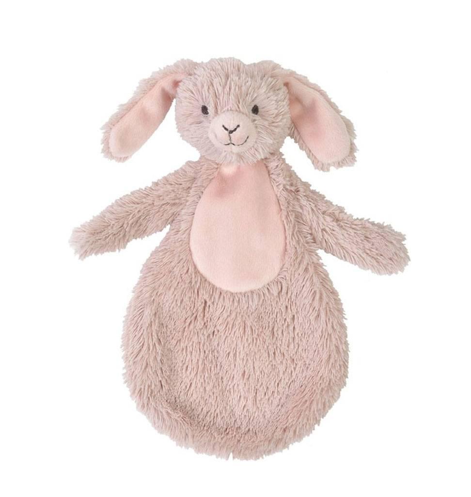 Happy Horse knuffeldoekje roze konijn van Happy Horse