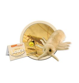 Giant Microbes Giant Microbes head lice