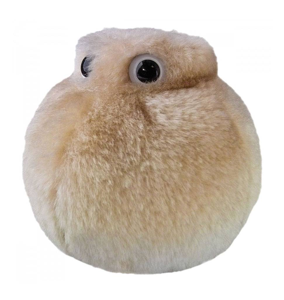 Giant Microbes Vetcel plush Giant Microbes