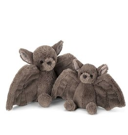 Jellycat knuffels Bashful bat small Jellycat