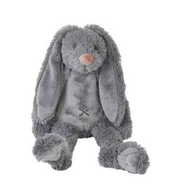 Happy Horse Happy Horse cuddly rabbit Deep Gray 28 cm