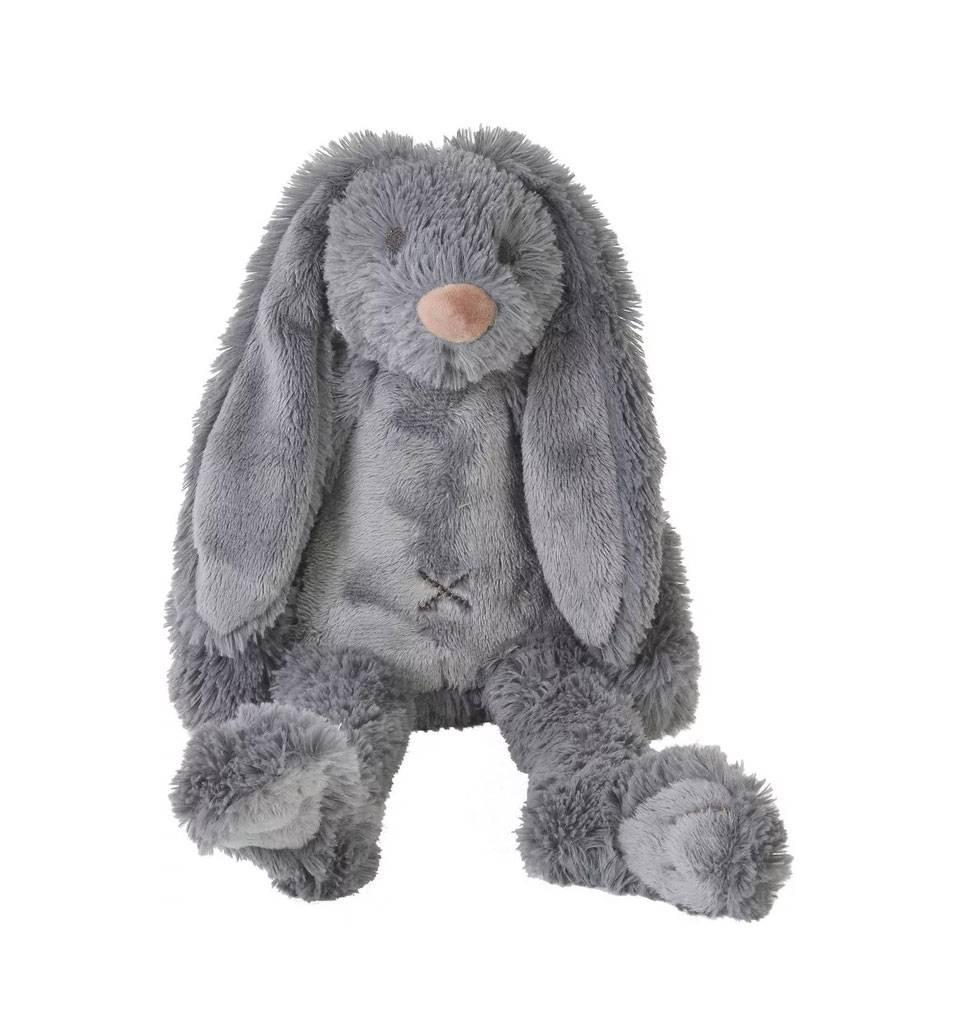 Happy Horse Happy Horse cuddly rabbit Deep Gray 28 cm